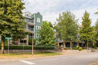"Photo 1: 104 3065 PRIMROSE Lane in Coquitlam: North Coquitlam Condo for sale in ""LAKESIDE TERRACE"" : MLS®# R2507767"