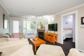 "Photo 4: 104 3065 PRIMROSE Lane in Coquitlam: North Coquitlam Condo for sale in ""LAKESIDE TERRACE"" : MLS®# R2507767"