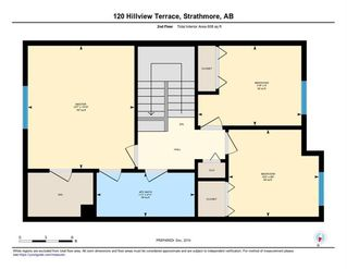 Photo 30: 120 Hillview Terrace: Strathmore Row/Townhouse for sale : MLS®# A1048163