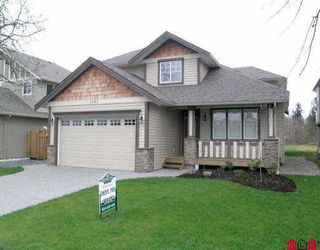 "Photo 1: 3182 STATION RD in Abbotsford: Aberdeen House for sale in ""STATION PLACE"" : MLS®# F2604283"