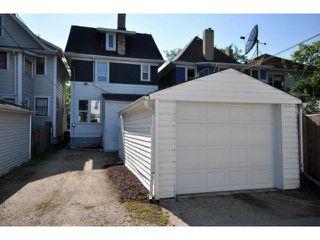 Photo 18: 539 Camden Place in WINNIPEG: West End / Wolseley Residential for sale (West Winnipeg)  : MLS®# 1214524