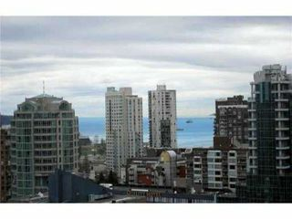 "Photo 1: 1803 1255 SEYMOUR Street in Vancouver: Downtown VW Condo for sale in ""ELAN"" (Vancouver West)  : MLS®# V963640"