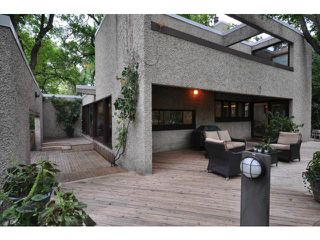 Photo 3: 1 Palk Road in WINNIPEG: River Heights / Tuxedo / Linden Woods Residential for sale (South Winnipeg)  : MLS®# 1219356