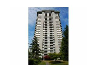 Photo 1: 1307 9521 CARDSTON Court in Burnaby: Government Road Condo for sale (Burnaby North)  : MLS®# V981636