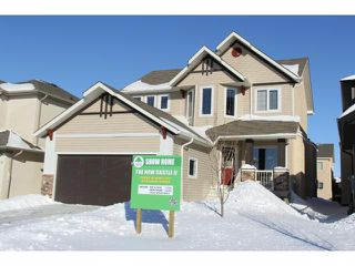 Photo 1: 222 Tychonick Bay in WINNIPEG: Transcona Residential for sale (North East Winnipeg)  : MLS®# 1300361