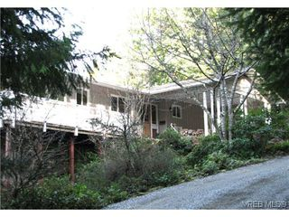Photo 1: 161 Carlin Ave in SALT SPRING ISLAND: GI Salt Spring House for sale (Gulf Islands)  : MLS®# 635411