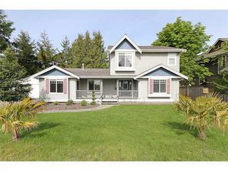 Photo 1: 1329 BEACH GROVE Road in Tsawwassen: Beach Grove Home for sale ()  : MLS®# V888642