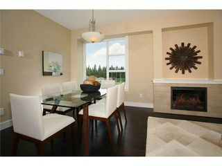 """Photo 4: 1 1299 COAST MERIDIAN Road in Coquitlam: Burke Mountain Townhouse for sale in """"BREEZE RESIDENCE"""" : MLS®# V1027558"""