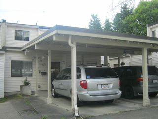 Photo 1: 53 8555 King George Boulevard in Surrey: Queen Mary Park Surrey Townhouse for sale : MLS®# F1314198