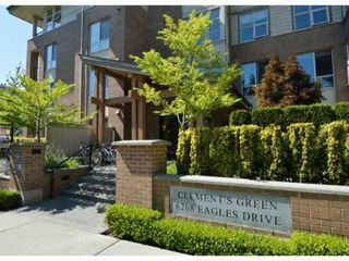Photo 1: # 306 6268 EAGLES DR in Vancouver: University VW Condo for sale (Vancouver West)  : MLS®# V1040013