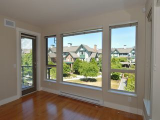 Photo 7: # 306 6268 EAGLES DR in Vancouver: University VW Condo for sale (Vancouver West)  : MLS®# V1040013