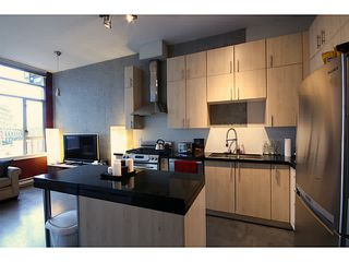 Photo 1: # 309 2635 PRINCE EDWARD ST in Vancouver: Mount Pleasant VE Condo for sale (Vancouver East)  : MLS®# V1044416