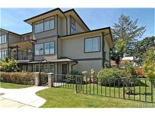 Photo 1:  in VICTORIA: La Langford Proper Row/Townhouse for sale (Langford)  : MLS®# 454754