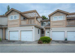 Photo 2: 2 1328 Brunette Avenue in Coquitlam: Townhouse for sale : MLS®# V1080328
