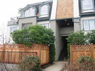"Photo 2: 89 211 BEGIN ST in Coquitlam: Maillardville Townhouse for sale in ""PLACE FOUNTAINEBLEAU"" : MLS®# V525364"