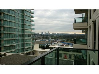 Photo 2: 602 2200 Douglas Road in Burnaby: Brentwood Park Condo for sale (Burnaby North)  : MLS®# V1089361
