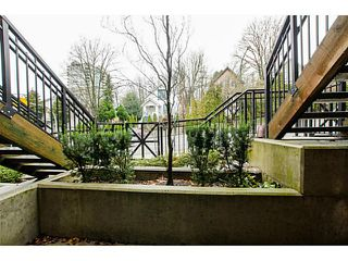 Photo 12: # 113 828 ROYAL AV in New Westminster: Downtown NW Condo for sale : MLS®# V1106214