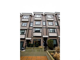 Photo 15: # 113 828 ROYAL AV in New Westminster: Downtown NW Condo for sale : MLS®# V1106214
