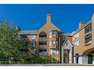 Photo 1: # 309 1369 56TH ST in Tsawwassen: Cliff Drive Condo for sale : MLS®# V1140893