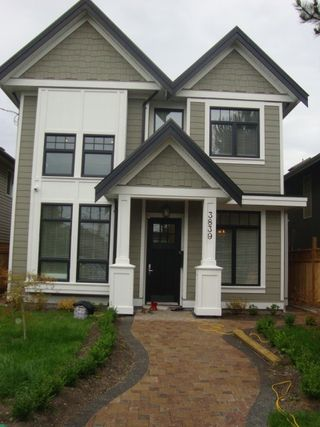 Photo 1: 3839 Richmond St in Richmond: Steveston Village House for sale