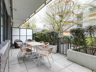 Photo 16: 309 1661 ONTARIO STREET in Vancouver: False Creek Condo for sale (Vancouver West)  : MLS®# R2157053