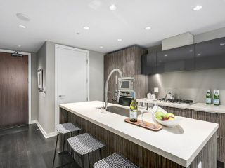 Photo 4: 309 1661 ONTARIO STREET in Vancouver: False Creek Condo for sale (Vancouver West)  : MLS®# R2157053