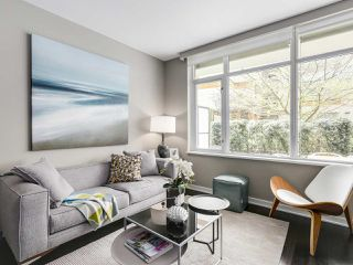 Photo 9: 309 1661 ONTARIO STREET in Vancouver: False Creek Condo for sale (Vancouver West)  : MLS®# R2157053