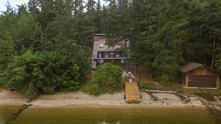 Main Photo: 6293 Armstrong Road: Eagle Bay House for sale (Shuswap Lake)  : MLS®# 10163065