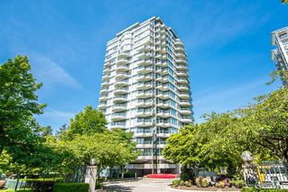 "Photo 1: 1502 13353 108 Avenue in Surrey: Whalley Condo for sale in ""CORNERSTONE 1"" (North Surrey)  : MLS®# R2414857"