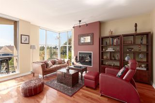 Photo 2: 402 1005 BEACH AVENUE in Vancouver: West End VW Condo for sale (Vancouver West)  : MLS®# R2403390