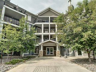 Photo 1: 323 6084 Stanton Drive in Edmonton: Zone 53 Condo for sale : MLS®# E4179124