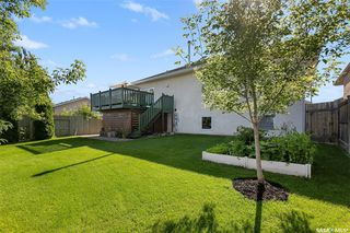 Photo 34: 614 Carr Crescent in Saskatoon: Silverspring Residential for sale : MLS®# SK815092
