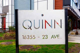 "Photo 24: 5 16355 23 Avenue in Surrey: Grandview Surrey Townhouse for sale in ""QUINN"" (South Surrey White Rock)  : MLS®# R2480916"