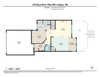 Photo 40: 194 Royal Birch Way NW in Calgary: Royal Oak Detached for sale : MLS®# A1024156