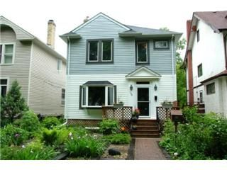 Main Photo: 130 Chestnut Street in Winnipeg: West End / Wolseley Residential for sale (West Winnipeg)  : MLS®# 1112726