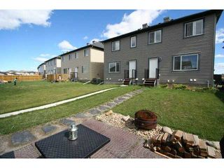 Photo 18: 301 SKYVIEW RANCH Drive NE in CALGARY: Skyview Ranch Residential Attached for sale (Calgary)  : MLS®# C3537280
