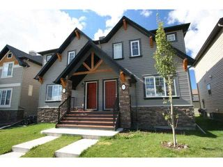 Photo 1: 301 SKYVIEW RANCH Drive NE in CALGARY: Skyview Ranch Residential Attached for sale (Calgary)  : MLS®# C3537280