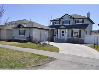 Photo 1: 111 CANOE Drive SW: Airdrie Residential Detached Single Family for sale : MLS®# C3566791