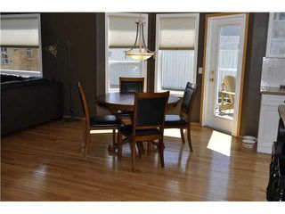 Photo 7: 111 CANOE Drive SW: Airdrie Residential Detached Single Family for sale : MLS®# C3566791