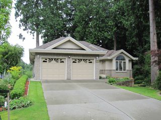 """Photo 1: 21054 46TH Avenue in Langley: Brookswood Langley House for sale in """"CEDAR RIDGE"""" : MLS®# F1315651"""