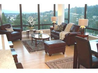 "Photo 7: 2302 400 CAPILANO Road in Port Moody: Port Moody Centre Condo for sale in ""ARIA 2"" : MLS®# V1019598"