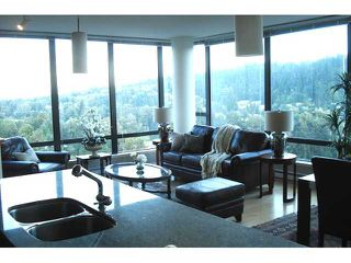 "Photo 5: 2302 400 CAPILANO Road in Port Moody: Port Moody Centre Condo for sale in ""ARIA 2"" : MLS®# V1019598"