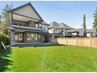 Photo 20: 2726 163A ST in Surrey: Grandview Surrey House for sale (South Surrey White Rock)  : MLS®# F1409490