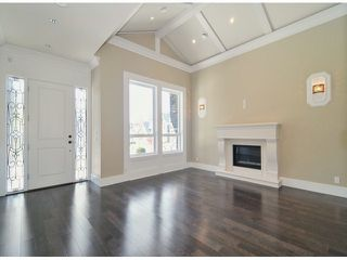Photo 3: 2726 163A ST in Surrey: Grandview Surrey House for sale (South Surrey White Rock)  : MLS®# F1409490