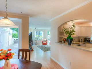 "Photo 6: 126 2980 PRINCESS Crescent in Coquitlam: Canyon Springs Townhouse for sale in ""MONTCLAIRE"" : MLS®# V1081547"