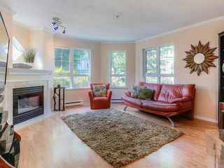 "Photo 2: 126 2980 PRINCESS Crescent in Coquitlam: Canyon Springs Townhouse for sale in ""MONTCLAIRE"" : MLS®# V1081547"