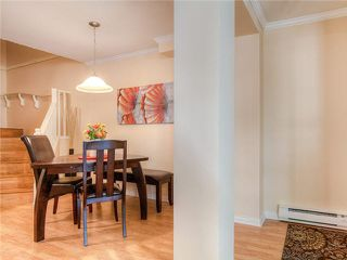 "Photo 4: 126 2980 PRINCESS Crescent in Coquitlam: Canyon Springs Townhouse for sale in ""MONTCLAIRE"" : MLS®# V1081547"