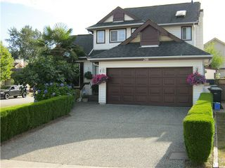 Photo 1: 288 SANTIAGO Street in Coquitlam: Cape Horn House for sale : MLS®# V1082145