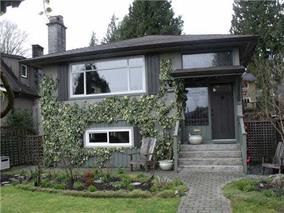 Main Photo: 3127 Chaucer in North Vancouver: House for sale : MLS®# v1101320