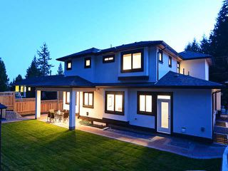 Photo 18: 4918 RANGER AV in North Vancouver: Canyon Heights NV House for sale : MLS®# V1127961